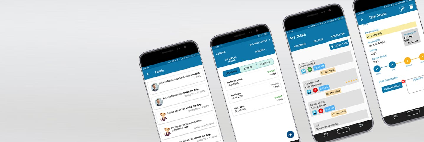 Remotworx-Field-Employee-tracking-app